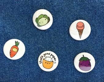 Happy Button Pack