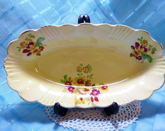 "Vintage ""Royal Staffordshire - Honeyglaze"" Dish"