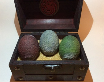 Dragon Eggs - Game of Thrones inspired