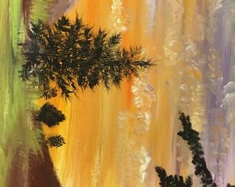 Warm Pines