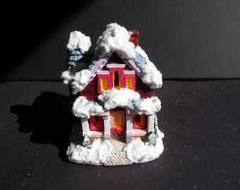 Christmas Village - Craftsman House