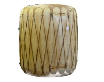 Pueblo-style Cottonwood Drum