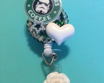 Star Wars Coffee Badge ID Holder