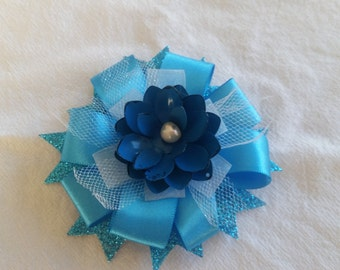 Blue Lotus Bow