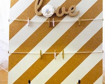 Photo/Memo Cork Board