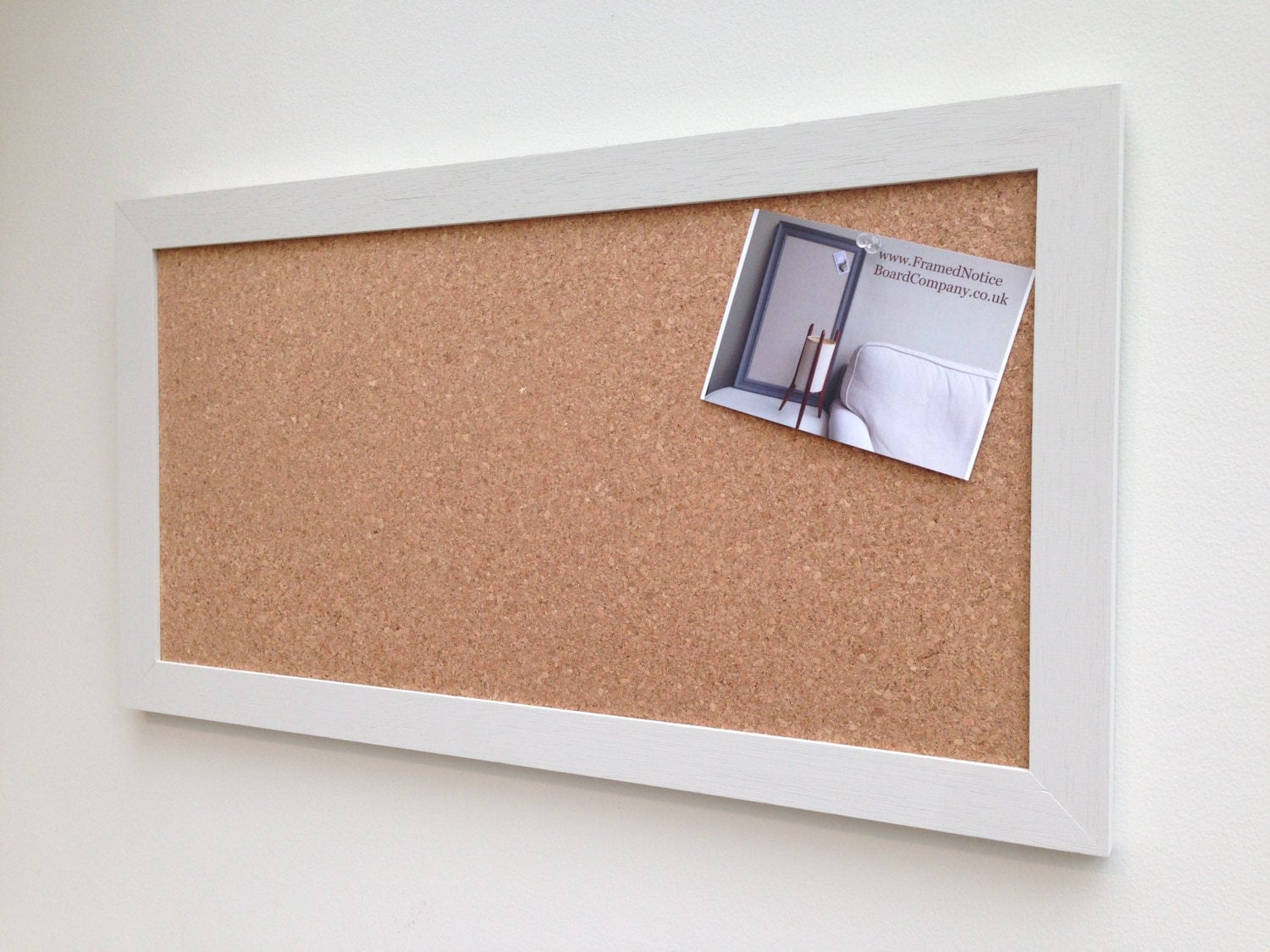 giant cork notice board