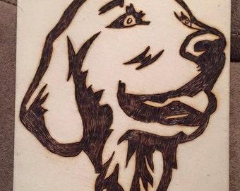Dog Woodburn