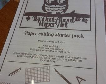 Papercutting Starter Pack