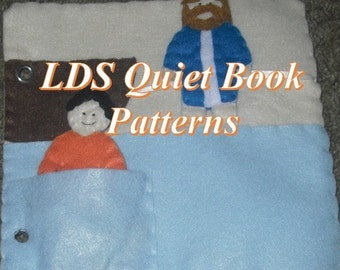 Bible Quiet Book Patterns
