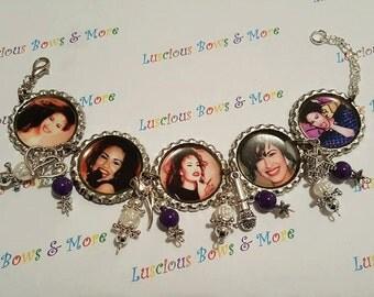 Selena Bracelet Queen of Tejano