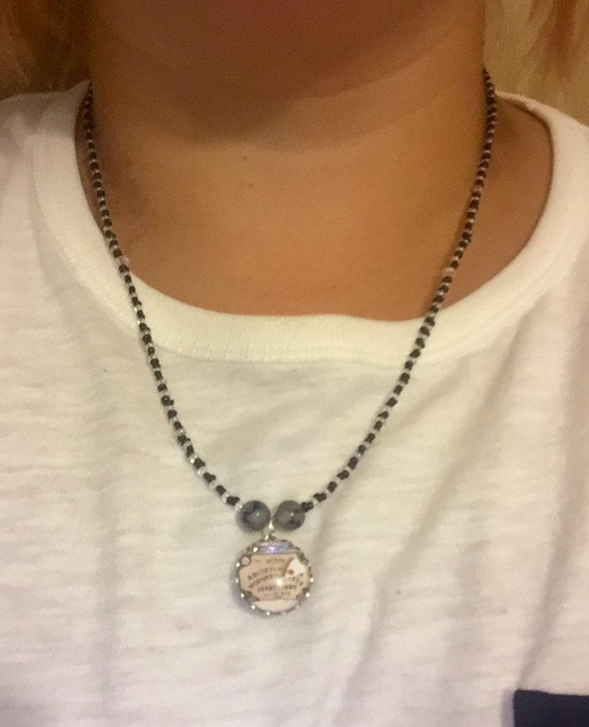 ouija board pendant necklace