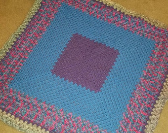 Crocheted Afghan for Child