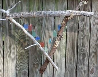 Hanging Yard Art