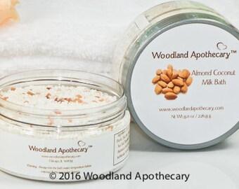 Almond Coconut Milk Bath - Almond Coconut