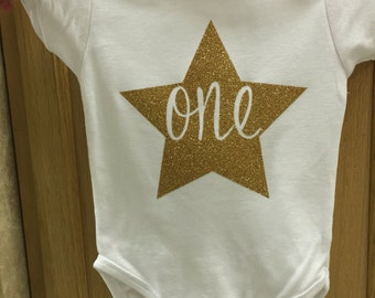 Star Shirt with number