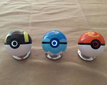 Pokeball light pokemon