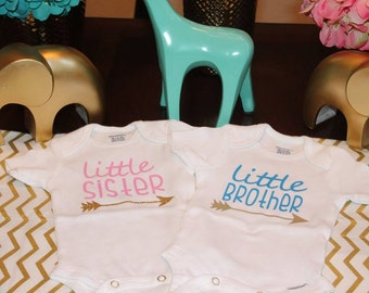 Little Sister / Brother Onesie