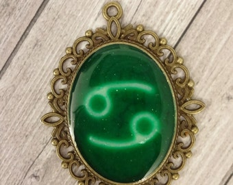 Cameo zodiac sign