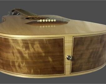 Custom Made Acoustcic Guitar