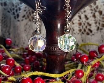 Sparkling Crystal Balls