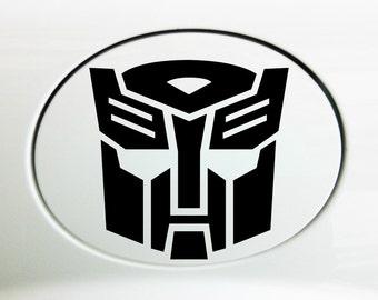 Robot Vinyl Decal
