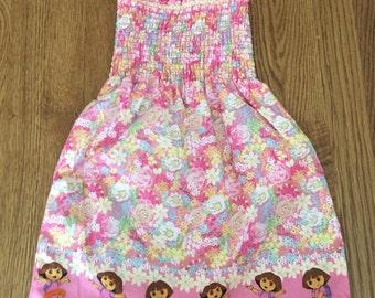 Kids Smock Dress