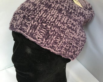 Dusty Purple and Lavender Best Seller Beanie