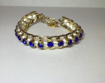 Link with Bling Bracelet
