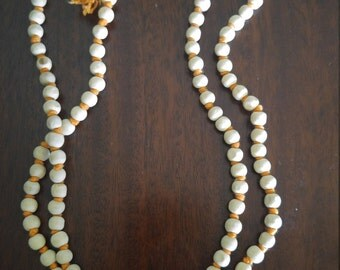 Prayer bead jewelry