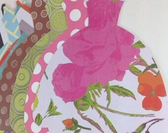 Paper Dress D91