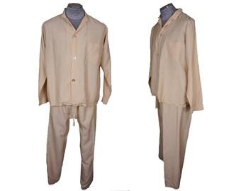 Silk pajamas – Etsy