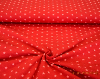 Jersey asterisk red pink