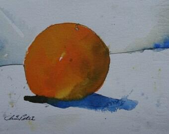 Juicy Orange - by Chris Petri