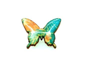 Butterfly Brooch - Palm Beach