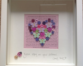 Personalised little girl's gift