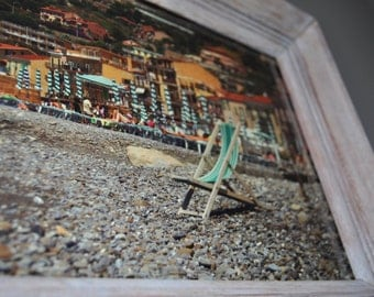 Italian Framed Beachside