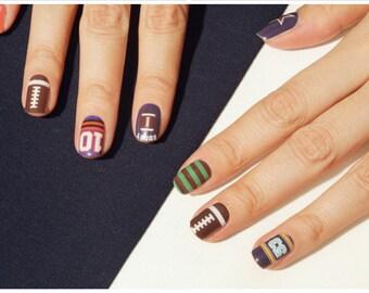 Korean Nail Decals/Stickers 3M