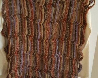 Crochet Drop stitch tunic
