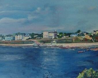 Pendennis Headland to Gyllyngvase beach