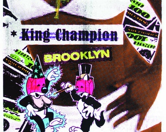 King Champion by Aiko