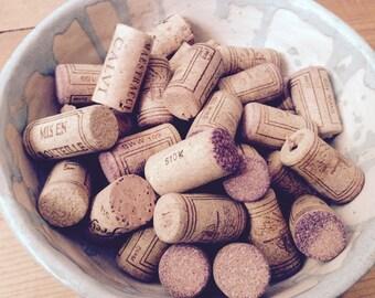 50 Wine Corks - Used