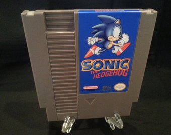 Sonic the Hedgehog Nintendo NES Game