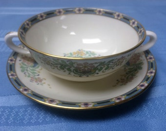 Lenox Mystic Cream Soup Bowl
