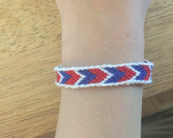 Woven Friendship Bracelet (FREE Shipping!)