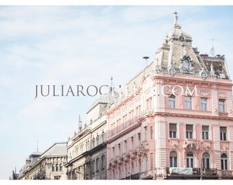 Budapest Astoria - Photography Fine Art Print