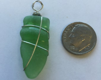Beach Glass Pendant