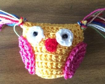 Mini OWL amigurumi