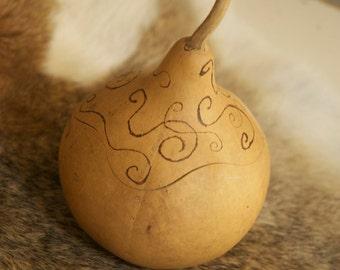 Scroll Gourd