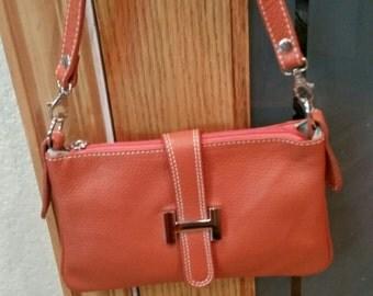 A Fun Summer Bag...Orange!