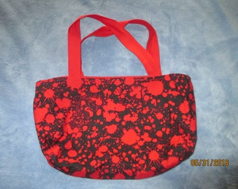 Blood Splatter Purse